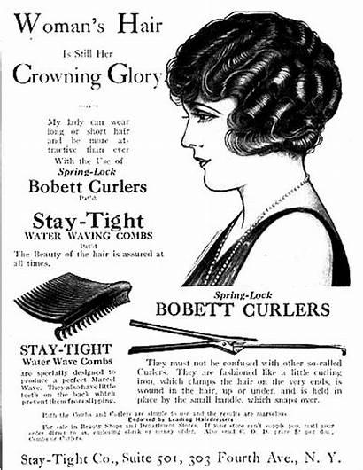 Marcel Wave Hair Waves Finger Bobby Iron