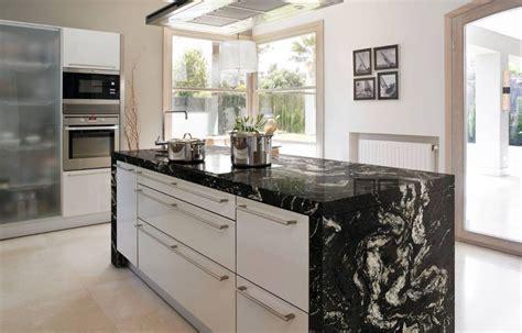 cocina  encimera granito naturamia titanium cocinas
