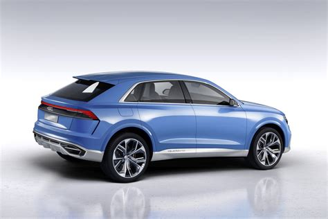 Stunning Audi Q8 Concept Will Morph Into An Suvcoupe