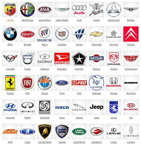 Vehicle Brands Pictures To Pin On Pinterest Pinsdaddy