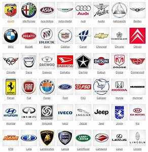 Car Brands With Symbols