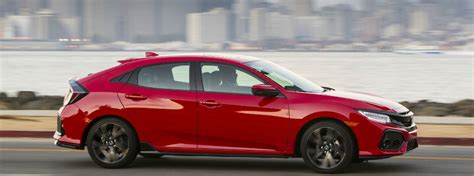 Hatchback Cargo Space Comparison by How Much Cargo Space Is In The 2017 Honda Civic Hatchback