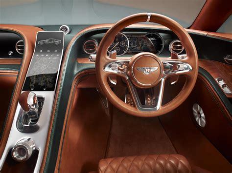 new bentley interior bentley exp 10 speed 6 concept