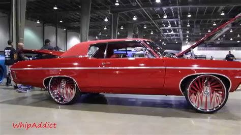 70' Chevy Impala Ss 454 On Dub F.u. 26s At The