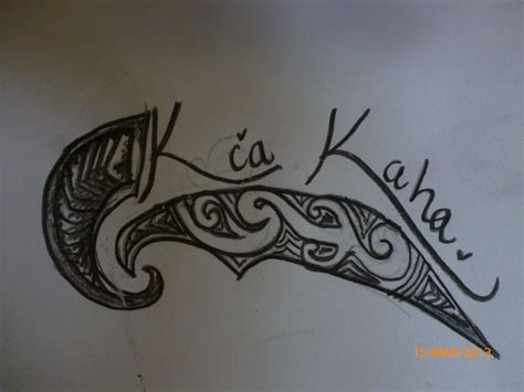 Forever Strong Kia Kaha by Kia Kaha Forever Strong Tattoos