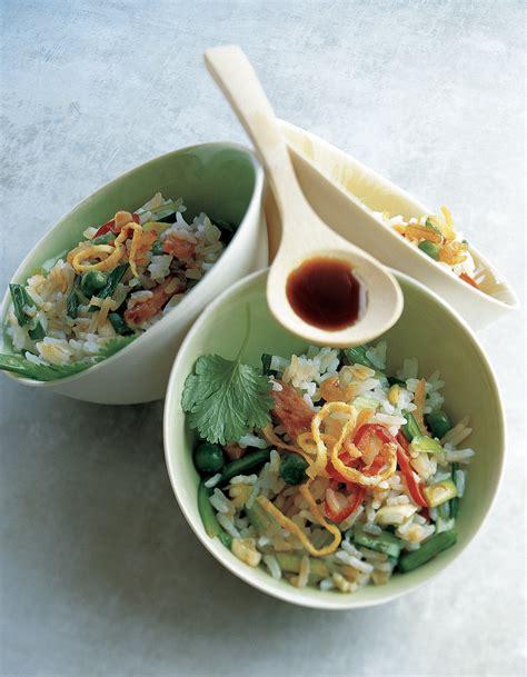 cuisine vietnamien riz sauté vietnamien com rang pour 4 personnes recettes