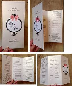 1000 images about wedding mass booklet on pinterest With mass booklet templates