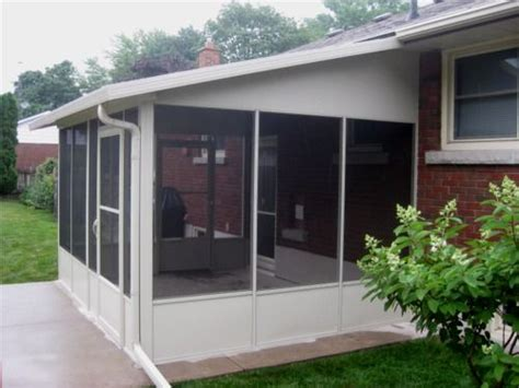 Diy Screened In Porch Kit by Diy Screen Room Kits Top Patio Enclosures Do It Yourself