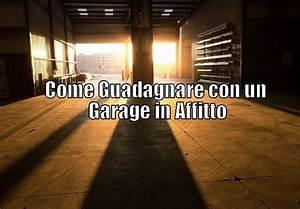Come Guadagnare con un Garage in Affitto Guadagnare Info
