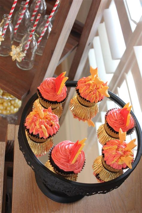 karas party ideas hunger games themed tween birthday