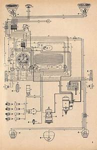 Vw Beetle 1960s Blueprint