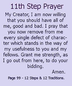3rd Step Prayer Printables Related Keywords & Suggestions