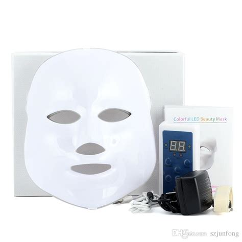 photon light therapy led photon therapy mask blue green light treatment