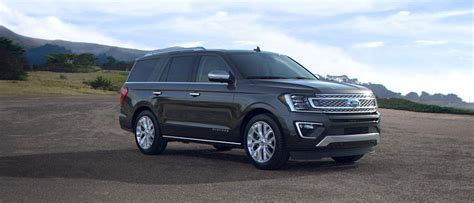 ford expedition lineup exterior paint choices