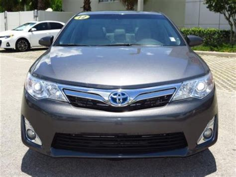 airbag deployment 2012 toyota camry hybrid interior lighting find used 2012 toyota camry hybrid xle in 5300 eagleston blvd wesley chapel florida united
