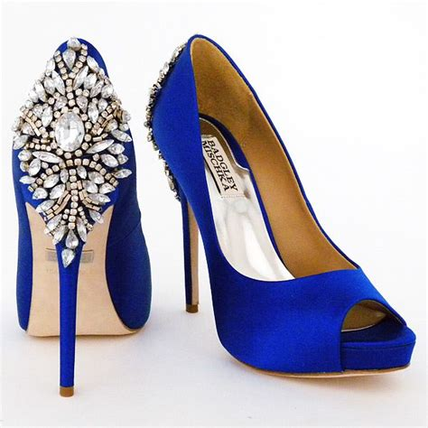blue wedding shoes blue heels wedding heels zone 1961