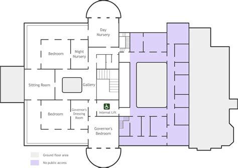 floor plans qut qut old government house floorplan