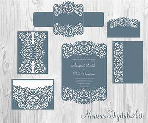 110 best images about laser cut wedding invitations on With wedding invitation template for cricut