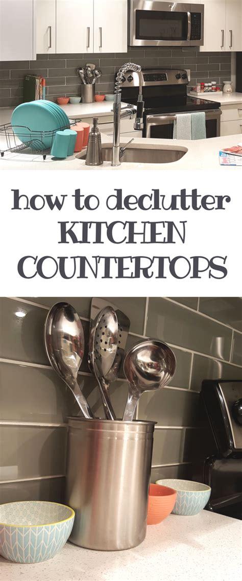 how to organize kitchen counter 5 ways to organize your kitchen countertops 7297