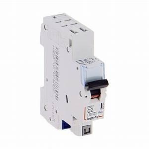 Disjoncteur Pour Vmc : disjoncteur legrand 2a auto ph n courbe c dnx3 ~ Premium-room.com Idées de Décoration