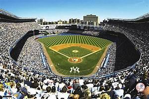 New York Yankees/Yankee Stadium Wall Mural