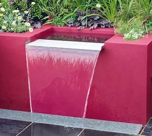 Lame D Eau Bassin : installez une lame d 39 eau une sculpture anim e d tente ~ Premium-room.com Idées de Décoration