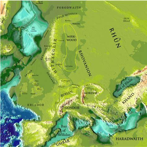 talkmiddle earth wikipedia