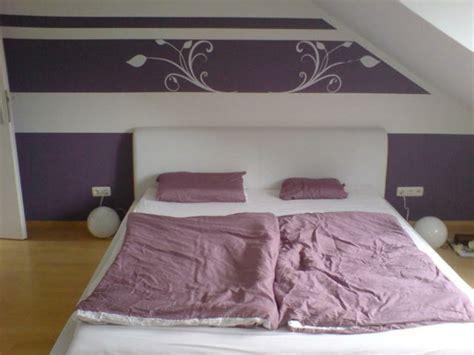 schlafzimmerwand gestalten  wunderschoene vorschlaege