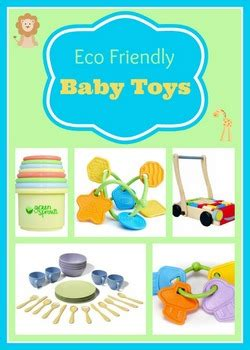 eco friendly toys  babies perfect  earth day