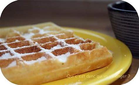 cuisine sans gluten et sans lactose recette de gaufres et sucre glace maison sans gluten et