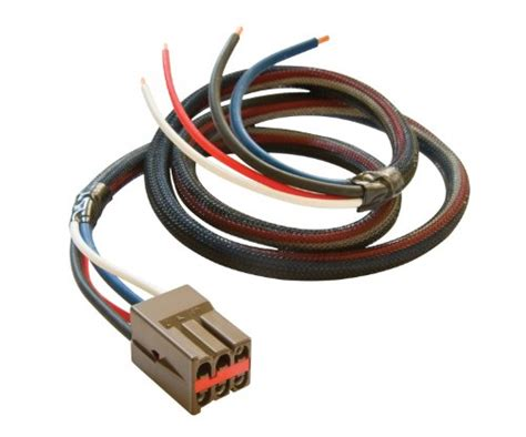 reese towpower  brake control adapter harness  ford models  toolfanaticcom