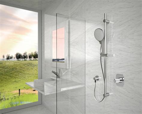 sali e scendi doccia come montare o sostituire un saliscendi doccia bagnolandia