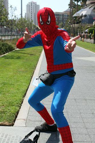 greatest tragedies  spider man cosplay history