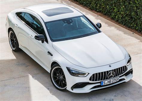 2019 Mercedesbenz Amg Gt53 4door