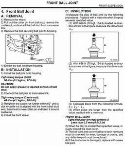 2003 - 2008 Subaru Forester Service Repair Manual And Wiring Electrical Diagram