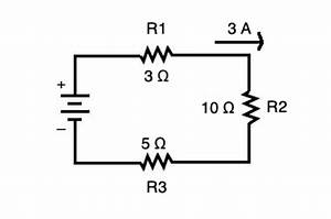 A Series Circuit Diagram