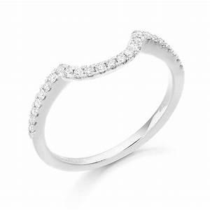 horseshoe shaped diamond wedding ring eternity nireland With horseshoe shaped wedding rings