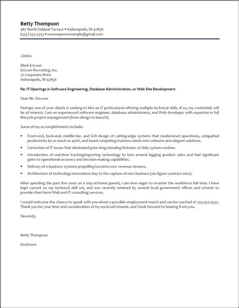 lead developer cover letter resume and cover letter service
