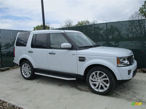 land rover lr4 white 2016 2016 fuji white land rover lr4 hse 112893671 photo 5