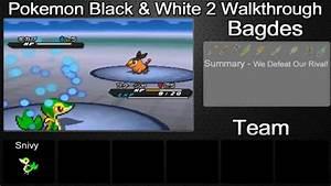Pokemon Black 2 And White 2 Walkthrough Part 1 - The ...