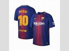 Camiseta del FC Barcelona Messi 2018 ENVIO GRATIS