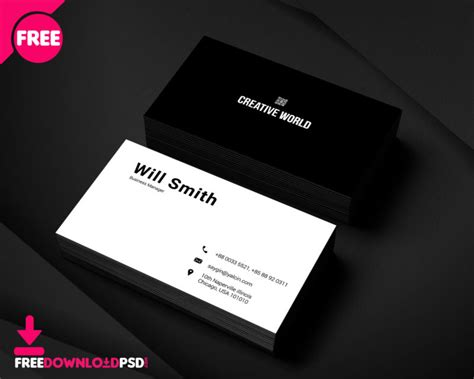 Minimal Business Card Psd Template Avery Business Card Template Landscape Advantages And Disadvantages Bleed For Print Address Icon Best Australia Background Beauty Printing Laser 5371