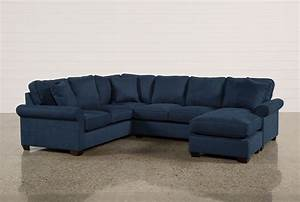 Raf sofa sectional zella charcoal 2 piece sectional w raf for Sectional sofa or two sofas