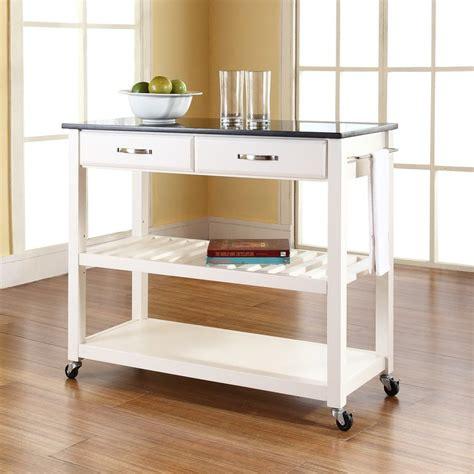 shopping for kitchen furniture shop crosley furniture white craftsman kitchen cart at