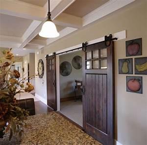 Porte Interieur Grise : design interieur porte interieur bois massif peinture ~ Mglfilm.com Idées de Décoration