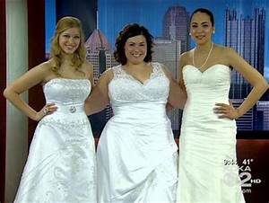 brides against breast cancer tour making local stop cbs With donate wedding dress pittsburgh