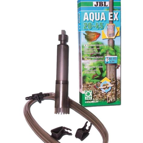 fabriquer un aspirateur pour aquarium jbl aqua ex set 20 45
