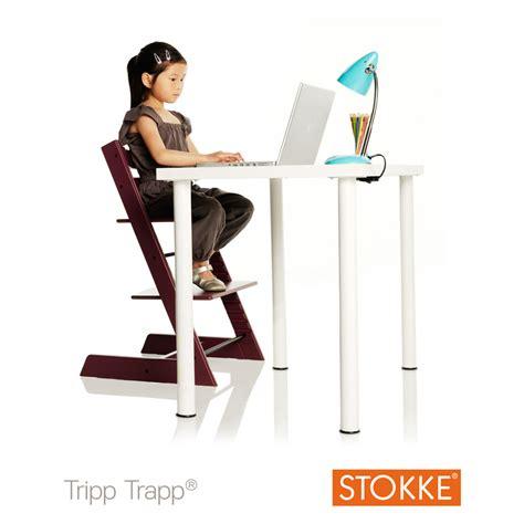 chaise bébé évolutive chaise haute bébé évolutive tripp trapp blanchi de stokke