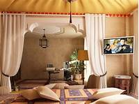 room decor ideas 40 Moroccan Themed Bedroom Decorating Ideas - Decoholic