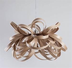 Pendelleuchte Aus Holz : ausgefallene designer pendelleuchte aus holz butterfly ~ Lizthompson.info Haus und Dekorationen